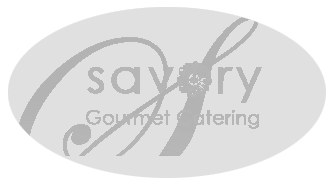 Savory Gourmet Catering